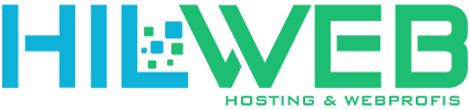 HILWEB GmbH - Hosting - Webhosting - Webseite - Website - Homepage - Domain Logo