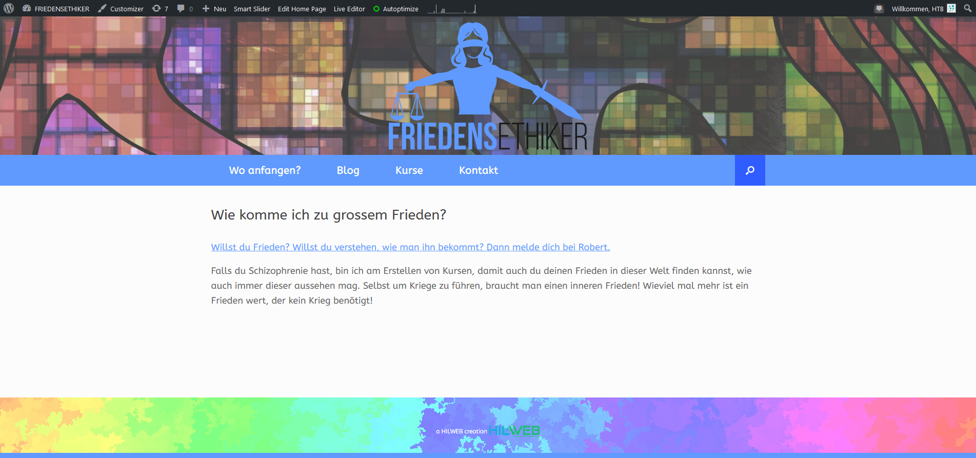 friedensethiker.ch