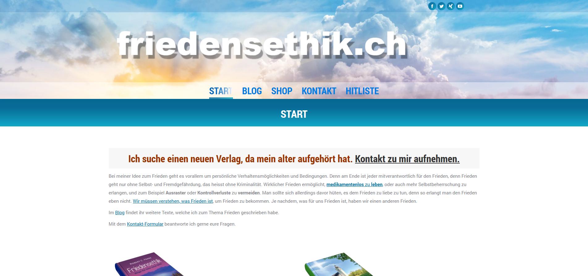 friedensethik.ch